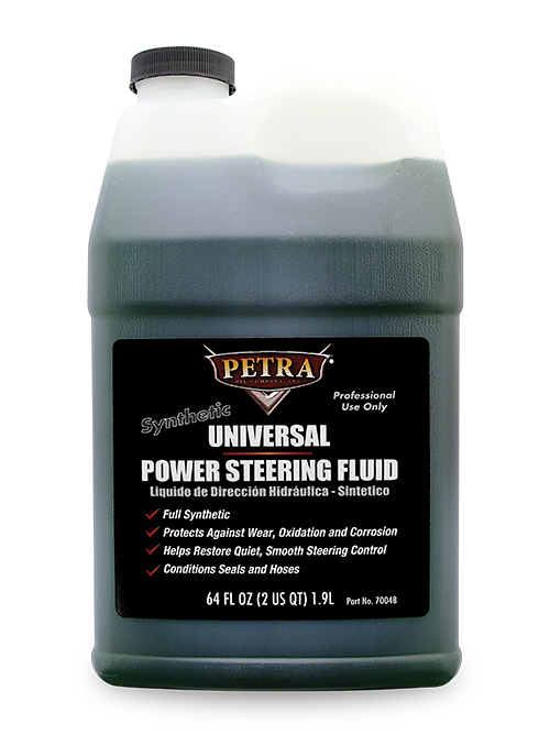 PN 7004B Synthetic Universal Power Steering Fluid (64oz)